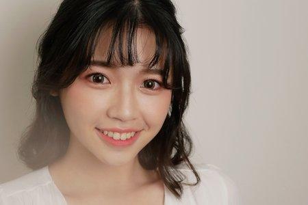 韓系妝髮拍攝