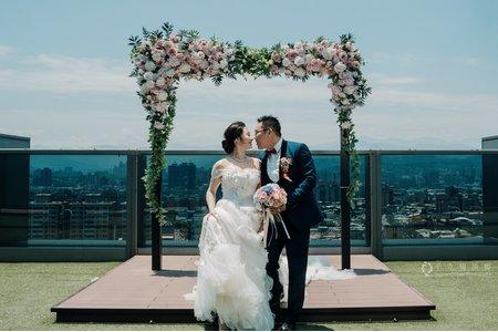 格萊天漾婚禮紀錄
