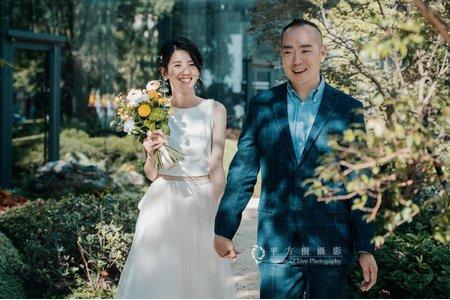 萬豪酒店婚禮紀錄