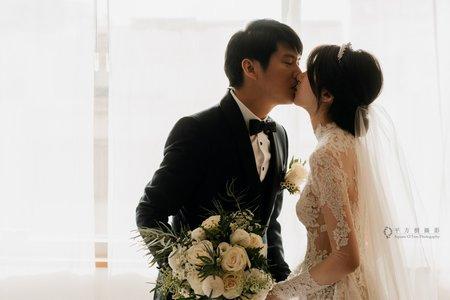 台北喜來登大飯店 | C+J婚禮紀錄 | 福廳