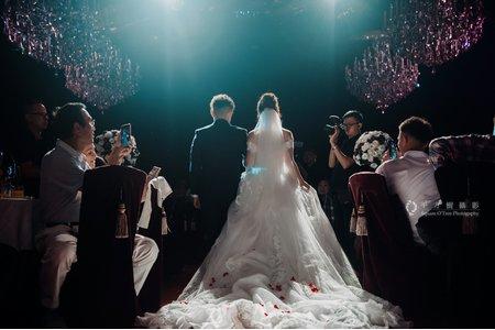君品酒店婚禮紀錄