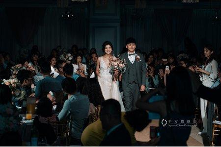 民權晶宴會館 | 16香榭玫瑰園 | Sophia & Kuang | 婚禮紀錄 | 婚攝