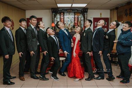 新莊頤品玉蕗廳婚攝|婚禮紀錄|平方樹攝影