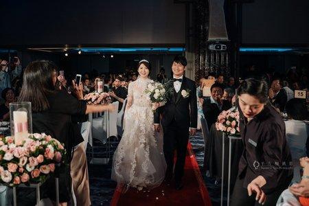 台北喜來登大飯店 | C+J婚禮紀錄 | 福廳|婚攝推薦