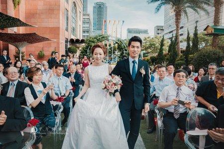 維多麗亞酒店|婚禮紀錄|戶外婚禮|證婚|