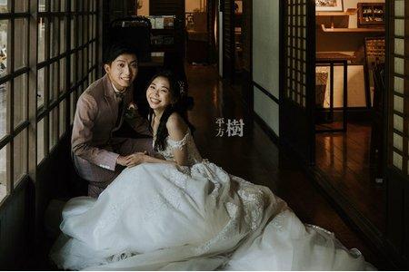 孫立人將軍官邸|婚禮紀錄|婚攝|玻璃屋婚禮|戶外