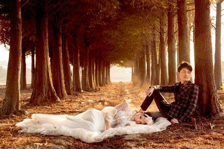 台南婚紗 幸福遇見~ 俊銘。姸雲