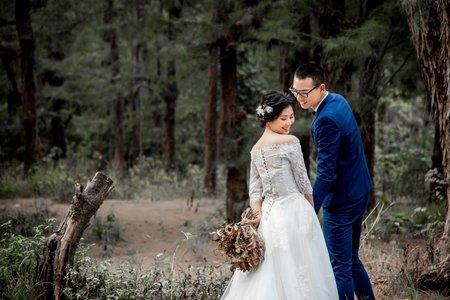 台南婚紗 幸福遇見~存宏。琪韻