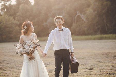 台南婚紗 幸福遇見~ 信誠。雅萍