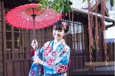 台中外拍-日式和服