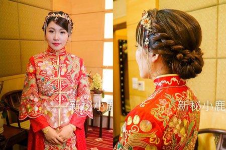 中式新娘-台中僑園