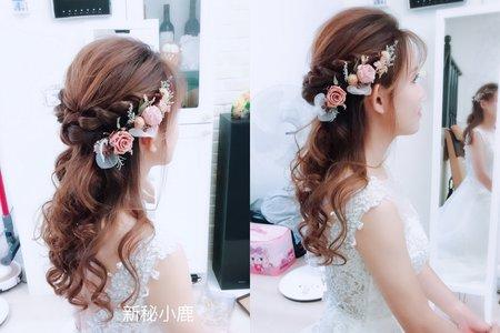 清水新娘秘書-白紗造型