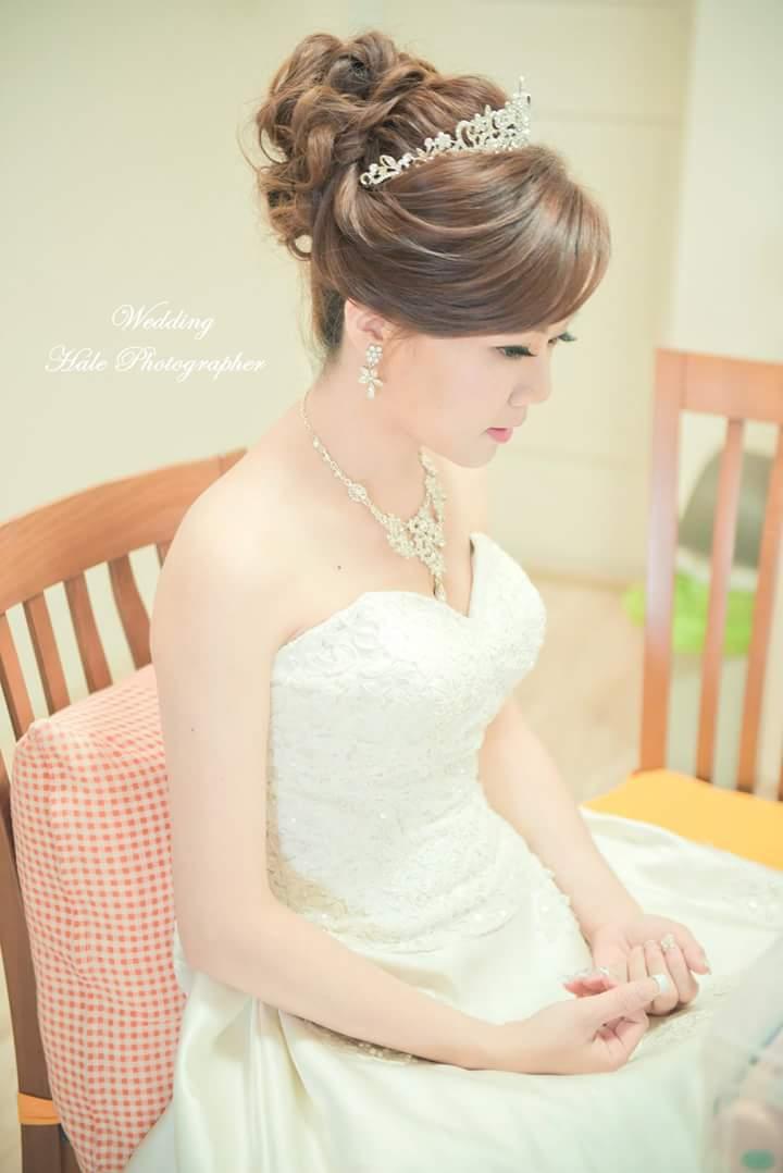 新娘秘書- 整體造型作品
