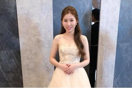 新娘趙捷Chao