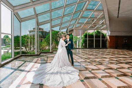 文君&宏升|婚禮攝影| 桃園揚昇高爾夫球俱樂部