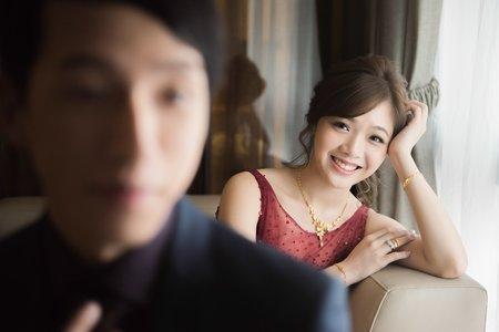 [婚攝]柔蒨&權億 |婚禮攝影| 自宅訂婚儀式