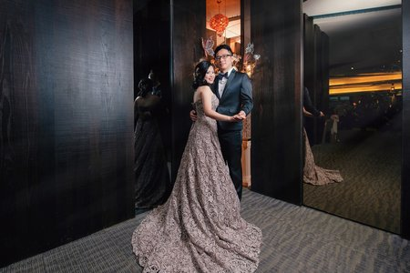 [婚攝]Ben&Fiona|婚禮攝影|桃園晶麒莊園
