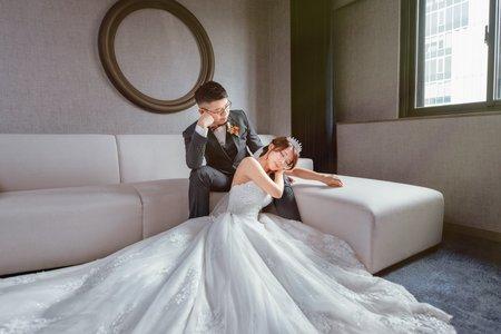 【婚攝】修德&孟韓|婚禮攝影|台北兄弟飯店