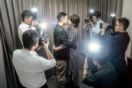 【婚攝】佳彥&志豪|婚禮攝影| 台北晶華酒店