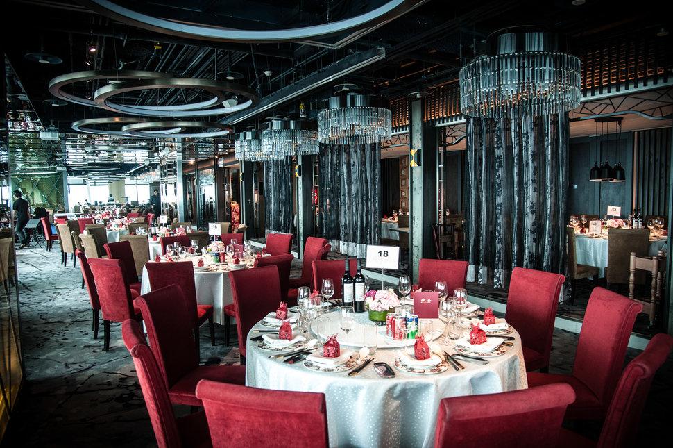 宴會空間 - 欣葉食藝軒Taipei 101《結婚吧》
