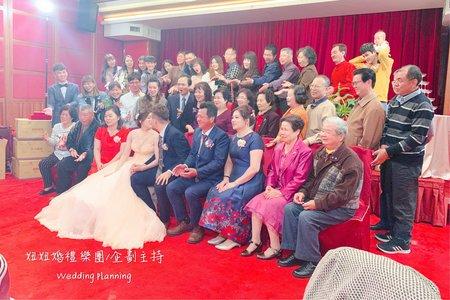 2019/12/07午宴-台南總理大餐廳-企劃主持