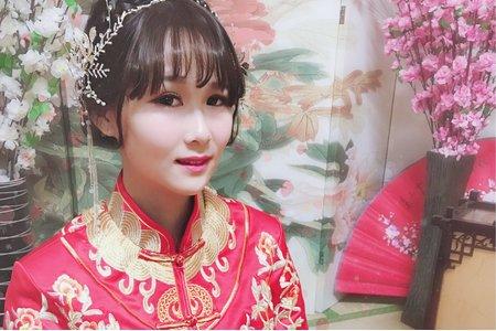 中國風秀和服造型
