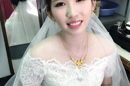 季玄婚禮造型