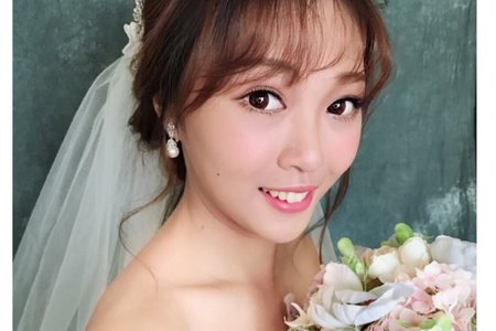 文馨婚紗造型