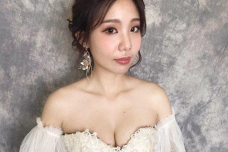Miya婚紗婚宴造型