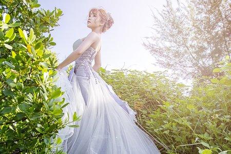 葳葳婚紗外拍造型