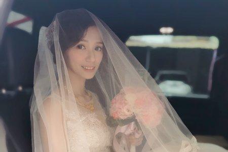 貽津結婚婚宴造型