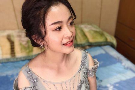 昱伶雙儀式單妝髮造型