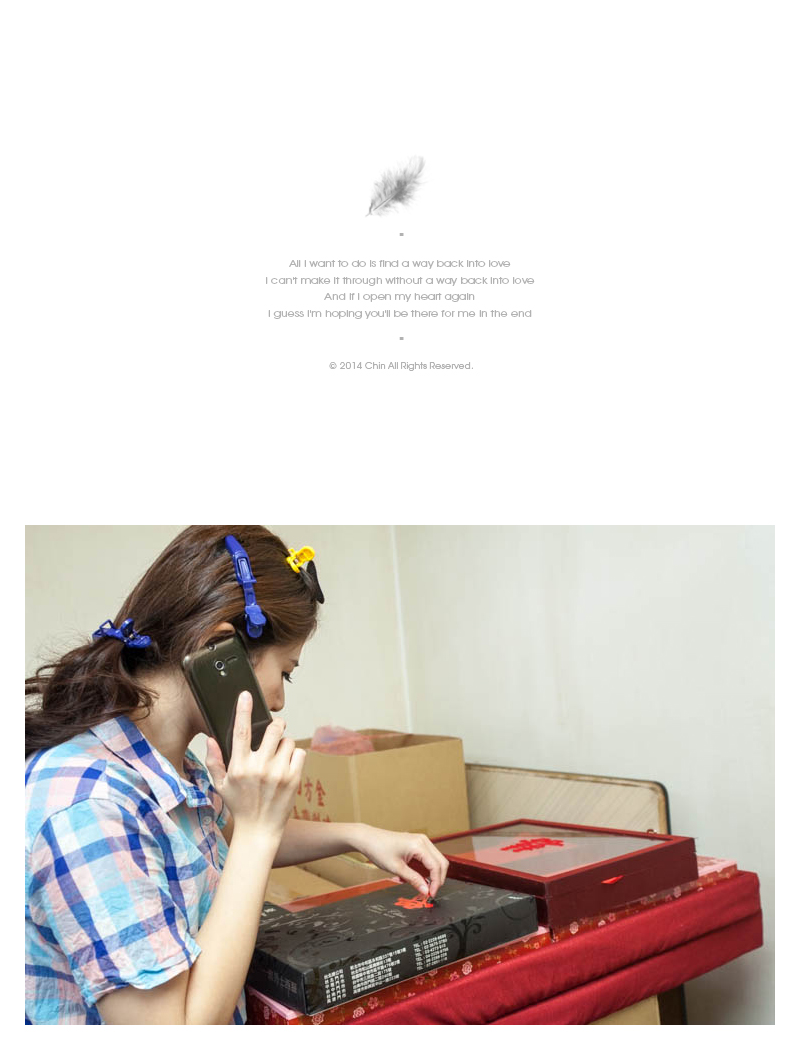 cf025 - 緣來影像工作室 - 結婚吧