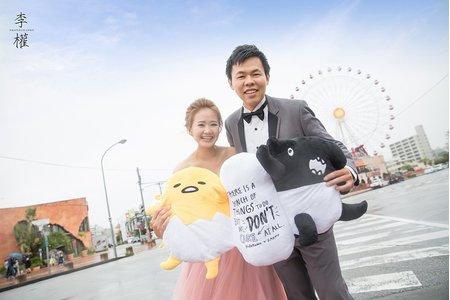 『沖繩婚紗』