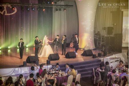 『婚禮紀錄』舞思愛 婚禮
