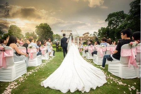『婚禮紀錄』台北園外園