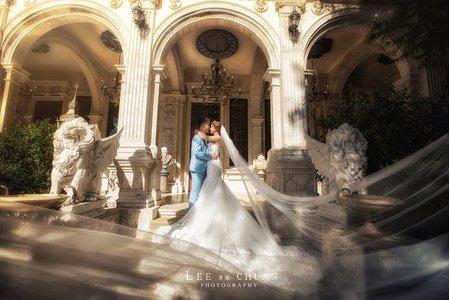 『婚紗攝影』老英格蘭