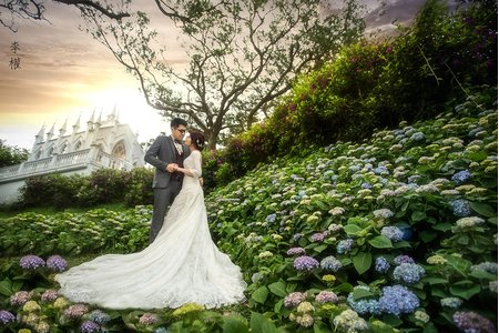 『婚紗攝影』夢幻旅程