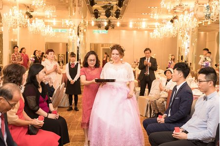 『婚禮實紀』簡單的儀式