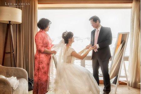 『婚禮紀錄』晶華酒店