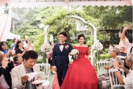 『婚禮紀錄』青青食尚會館