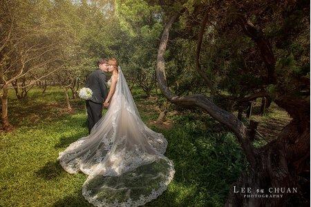 『婚紗攝影』客製化色感
