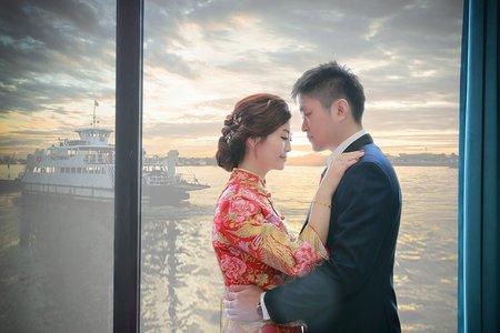 高雄訂婚婚禮紀錄-香蕉碼頭Banana Pier