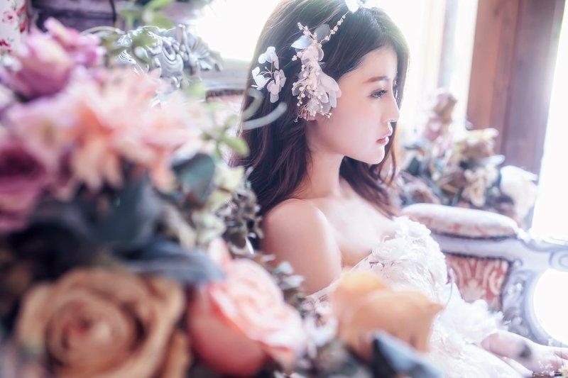 自助婚紗 婚紗攝影 唯美婚紗作品