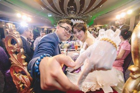 【迎娶晚宴】新天地婚宴會館|婚禮紀錄
