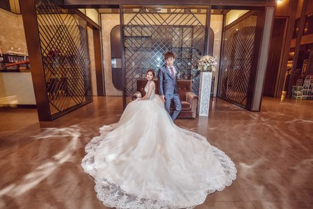 【迎娶晚宴】大中華婚宴會館|婚禮紀錄
