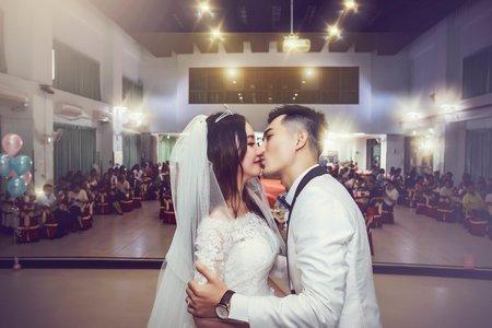 【單宴客】台南活動中心|婚禮紀錄
