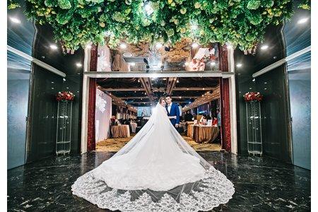 【單宴客】三重彭園婚宴會館|婚禮紀錄