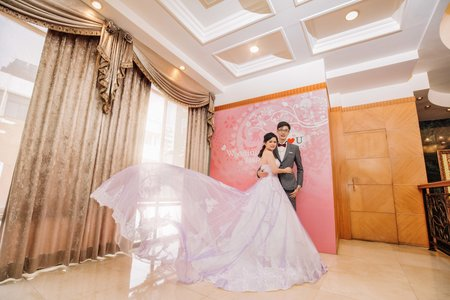 【文定迎娶】名富婚宴會館|婚禮紀錄