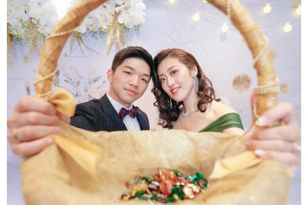 【文定迎娶】西華飯店|婚禮紀錄